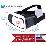 Audifonos Vr, Gafas Vr, Casco De Realidad Virtual Audifonos