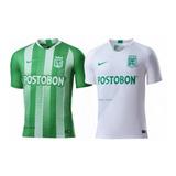 Camiseta Atlético Nacional Ultima Temp Nike Tit/supl Hom/muj