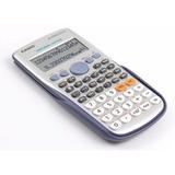 Calculadora Cientifica Funciones Casio  Fx-570 Plus 417