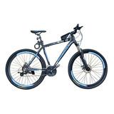 Bicicleta Roadmaster Wind Shimano Altus Disco 24v + Obsequio