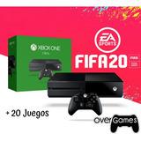 Xbox One Usado + 20 Juegos + Fifa + Gta V