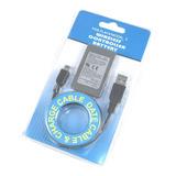 Bateria + Cable Para Control Sony Ps3