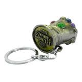 Llavero Coleccionable  Guante Thanos - 5 Cm Aprox -