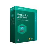 Kaspersky Antivirus 3 Pc 1 Año 2018 + Factura + Acronis