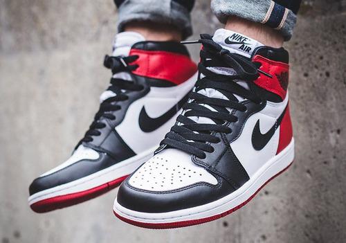 3edfa6a3d Tenis Nike Air Jordan 1 Retro Originales