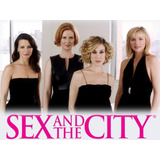 Serie Sex And The City - Audio Dual En Usb