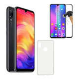 Celular Redmi Note 7 64gb /48mp 4ram + Forro Y Vidrio 5d