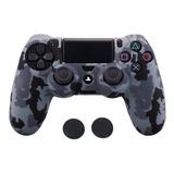 Forro Silicona Diseño Especial Grips Gratis Control Sony Ps4