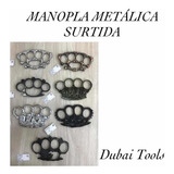 Manopla Metalica