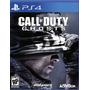 Físico, Nuevo Y Sellado! Call Of Duty Ghosts Ps4