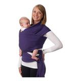 Fular Cargador Elastico Para Bebe Baby On Wrap