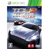 Videojuego Xbox 360 Test Drive Unlimited 2 Japan Import