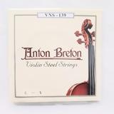 Encordado Violin 4/4 Anton Breton Vns-139