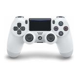 Control Ps4 Dualshock®4  Ds4 Glacier White  - G0005898