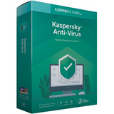 Licencia Kaspersky Antivirus 2018 1 Pc 1 Año