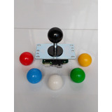 Palanca Joystick Generico (sanwa Jlf-tp-8yt) Maquina Arcade
