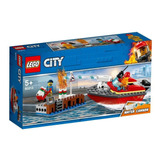 Lego City Bomberos En Accion