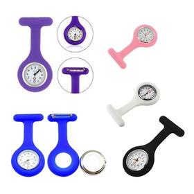 Reloj De Enfermera En Silicona Para Colgar