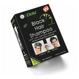Shampoo Pinta Canas Color Negro X 10 Un - mL a $200