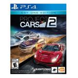 Project Cars 2 Ps4. Edicion Dia 1. Entrega Inmediata Fisico.