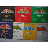 Lp Vinilo Las Estrellas De La Fania Volumen 1- 2-3-4-5-6