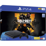 Playstation 4 Slim 1tb Con Call Of Duty Black Ops 4 Ps4 Tula