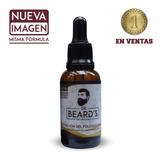 Tónico Dr Beard's, Solución Efectiva, Crecimiento De Barba!