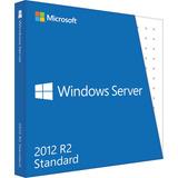 Windows Server 2012 R2 Standard + 5 Cal Rds Licencia