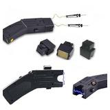 Pistola Tabano Taser Paralizante 5mt Mira Laser 8.000kvt + E