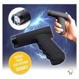 Pistola Eléctrica Taser Defensa Personal Con Linterna 1203
