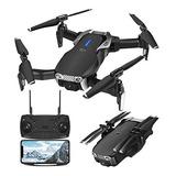 Drones Gps Con Camara 1080p Para Adultos Each5 E511s Wifi Fp