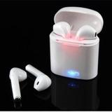 Audifono Bluetooth I7 Tws Mini + Base De Carga