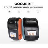 Impresora Mini Bluetooth Termica Recibos Pos Celular 58mm  P