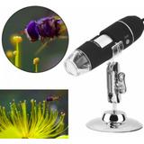 Microscopio Usb Capilografo 1000x Digital Portatil