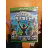 Xbox One Kinect Sports Rivals Nuevo Sellado Vendo Cambio
