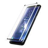Vidrio Templado 5d Samsung S8+ Full Cover Curvo Al Por Mayor