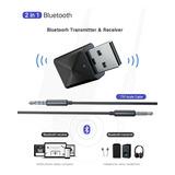 Transmisor Receptor Bluetooth V5.0 Tv Altavoz