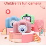 Cámara Digital Kids Para Niña Color Rosado