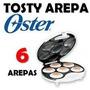 Tosty Arepa Oster De 6 Facil, Rapido, Light - 2016 New