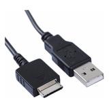 Cable De Datos Y Carga Sony Walkman Mp3 Y Mp4