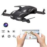Mini Dron Camara Selfie Plegable, Wifi Quadcopter
