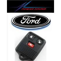 Control Alarma Ford.
