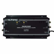 Amplificador Television Tru Spec Ref. Ca-30 De Pcio Macom