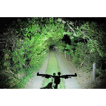 Linterna Lámpara De Alta Potencia Para Bicicleta 3000 Lumens