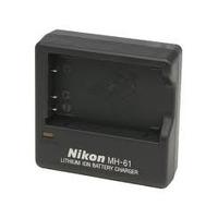 Cargador Nikon Mh-61 Nikon Coolpix P90 P100 P500 P510 P520