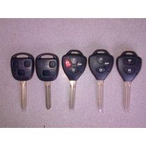 Llave Carcasa Toyotas Contamos Con 6 Modelos
