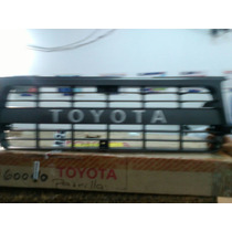 Persiana Ó Parrilla Frontal Toyota Burbuja Nueva Original