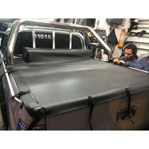 Carpa Plana Correas Broches Camionetas Toyota Nissan Mazda