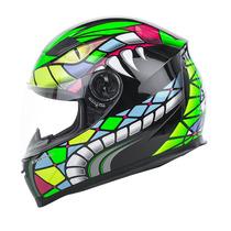 Casco Para Moto Integral A-power X 250 Viper