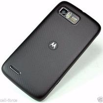 Tapa Bateria Para Motorola Atrix 2 4g Mb865 At&t Negra